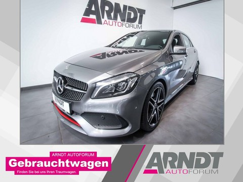 Mercedes A 250 Sport AMG Styling