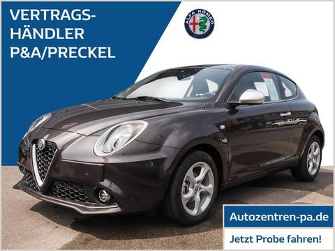 Alfa Romeo MiTo 1.4 8V hinten