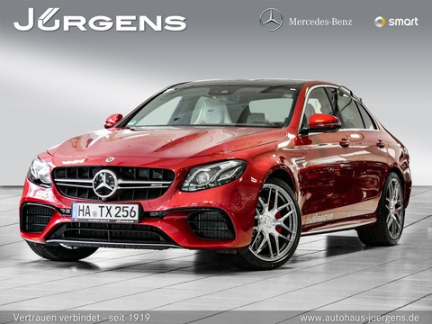 Mercedes E 63 AMG S Performance Wide 20