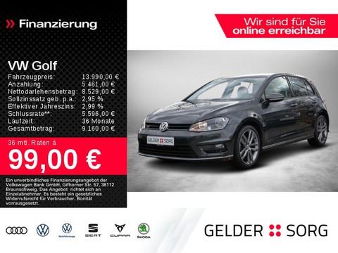 Volkswagen Golf 1.6 TDI R-Line 18Z
