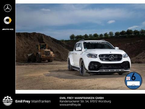 Mercedes-Benz X 350 D 4 MATIC Power Edition UNIKAT