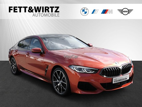 BMW 840 i xDrive Gran Coupe Leas 1021 - o Anz