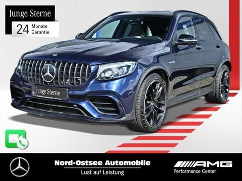 Mercedes-Benz GLC 63 AMG S Drivers P