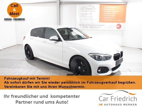BMW 120 d Edition M Sport Shadow Automatik