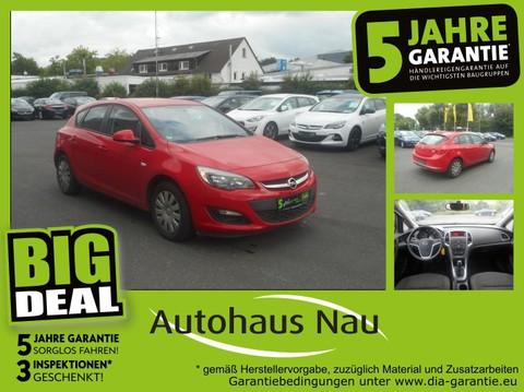Opel Astra 1.6 Selection Inspektionspaket BigDeal