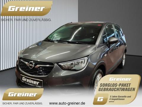 Opel Crossland X 1.2 Edition |