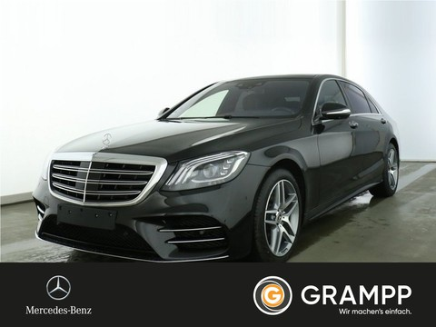 Mercedes-Benz S 400 d L AMG Executive Massage