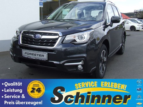 Subaru Forester 2.0 D Lineartronic Exclusive Modell 2017