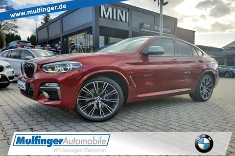 BMW X4 M40 d DrivA Online-Verkauf möglich