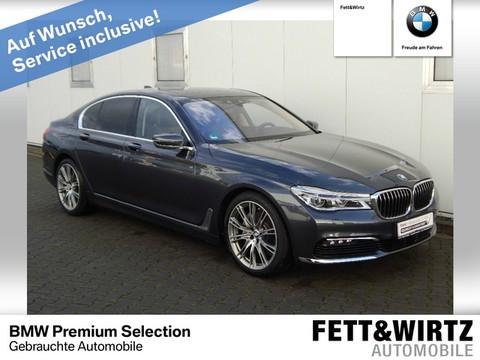 BMW 730 d GSD TV