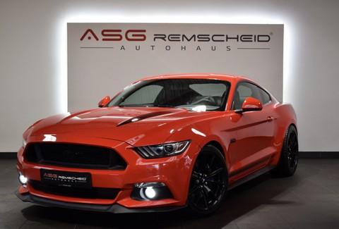 Ford Mustang GT V8 Black Shadow Edition Abgasanlage