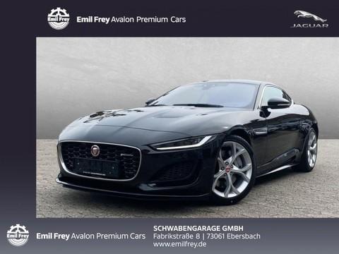 Jaguar F-Type Coupe P300 R-Dynamic Paket