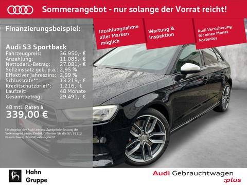 Audi S3 2.0 TFSI qu Sportback a