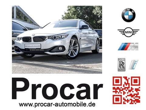 BMW 418 Gran Coupe D Sport Line Prof