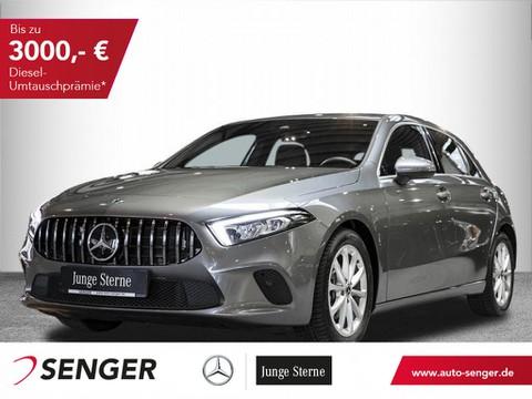 Mercedes-Benz A 180 Progressive Display digital