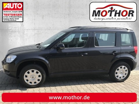 Skoda Yeti 2.0 TDI Active Plus Edition