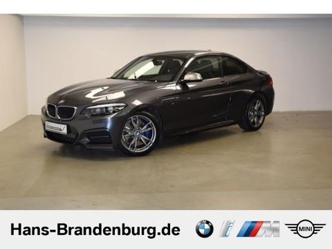 BMW M240i A Coupe xDrive 545 o Anz LCI NavProf KomfZug TPM
