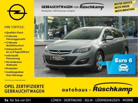 Opel Astra ST Multif Lenkrad