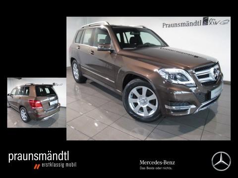 Mercedes-Benz GLK 200 Chrom Ambient