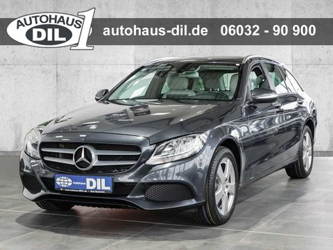 Mercedes-Benz C 250 T TR COM Business-P