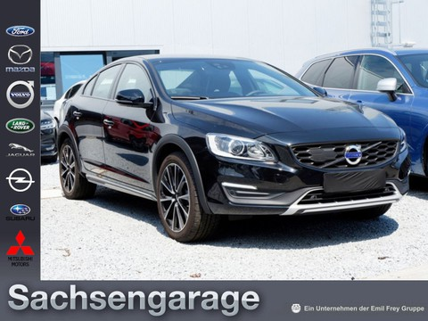 Volvo S60 Cross Country D4 Pro
