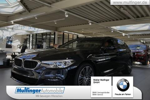 BMW 520 d M-Sportpaket--Driving Hifi-Pa