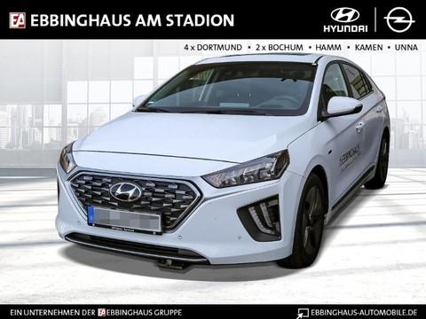 Hyundai IONIQ Premium Hybrid Sitz-&