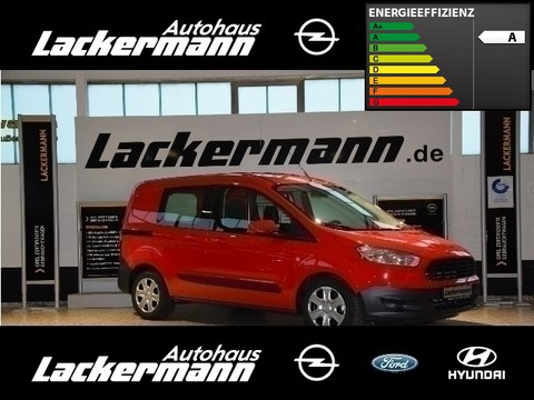 Ford Transit Courier 1.5 TDCI Trend 70KW 95PS Beheizb Frontsch Multif Lenkrad