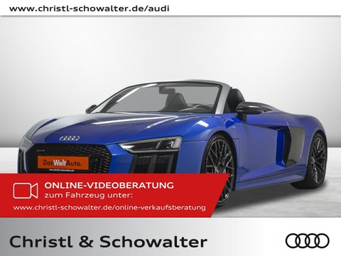 Audi R8 5.2 Spyder V10 plus quattro Sportaga