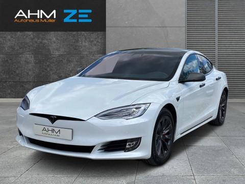 Tesla Model S P100DL Ludicrous Raven EAP