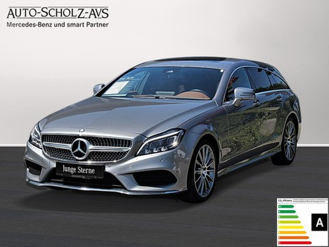 Mercedes CLS 350 Shooting Brake AMG SpurPaket