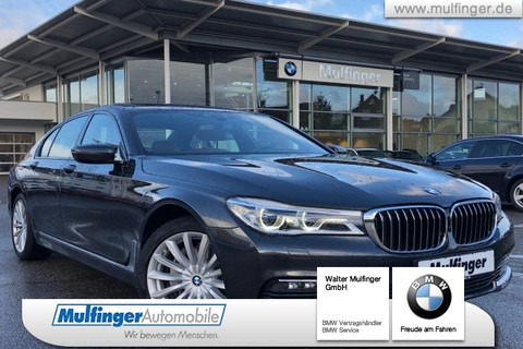 BMW 730 d xDr Sp-A Massage DrvAs SoftCl