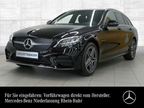 Mercedes C 200 T AMG Line PARKASS PAKET