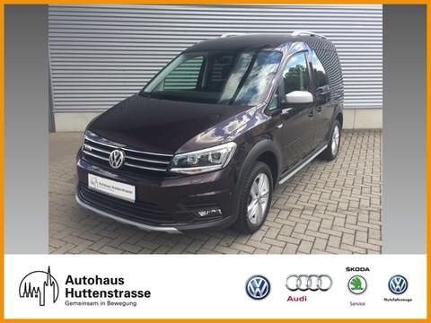 Volkswagen Caddy 1.4 TSI Alltrack