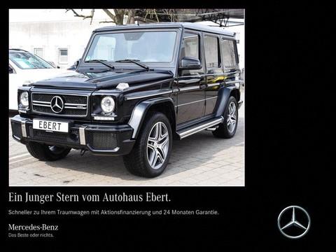 Mercedes G 63 AMG DESIGNO-EXCLUSIV TV