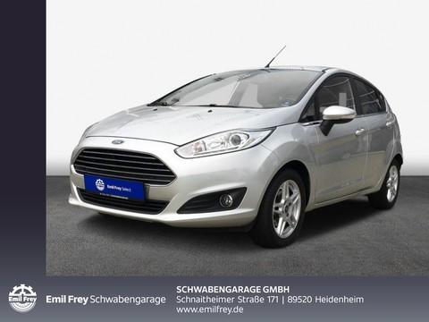 Ford Fiesta 1.0 EcoBoost Titanium Winterpaket