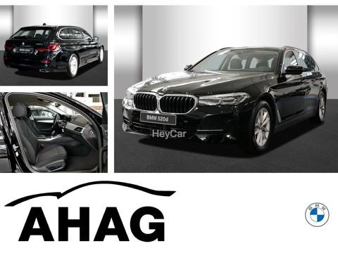 BMW 520 d Vorn