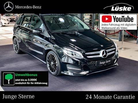 Mercedes-Benz B 200 d Urban Vielspeiche