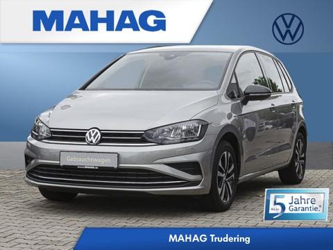 Volkswagen Golf Sportsvan 1.0 TSI IQ DRIVE AppConnect LightAssist FrontAssist 16Zoll