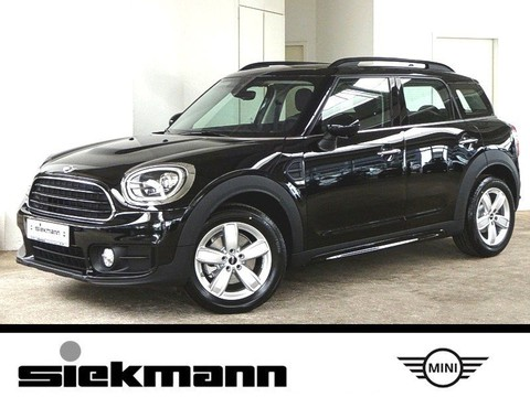 MINI Cooper D Country man Komfortzg