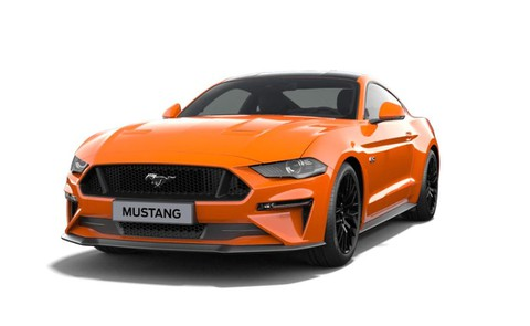Ford Mustang Fastback GT # #