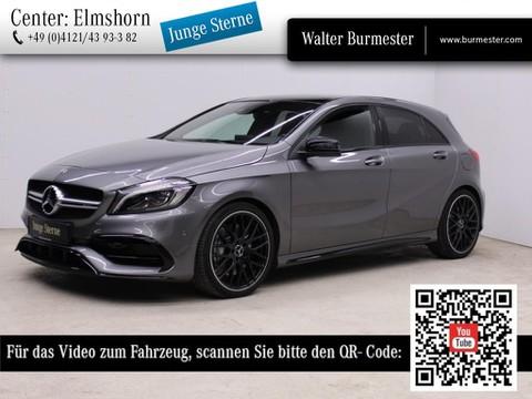 Mercedes-Benz A 45 AMG Harman Perf Sitze
