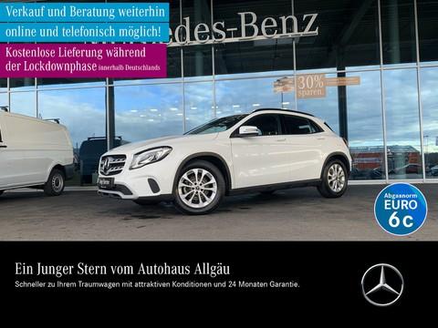 Mercedes-Benz GLA 200 d STYLE START