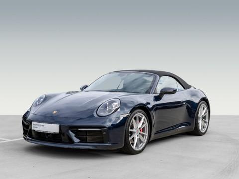 Porsche 992 3.0 911 Carrera 4S Cabrio Liftsystem