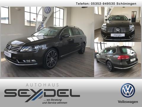 Volkswagen Passat Variant 2.0 TDI Exclusiv