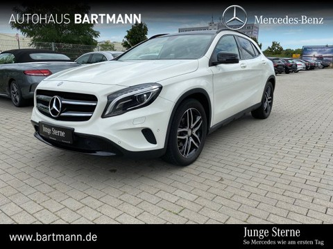 Mercedes-Benz GLA 200 Urban SZH NIGHT SPIPA