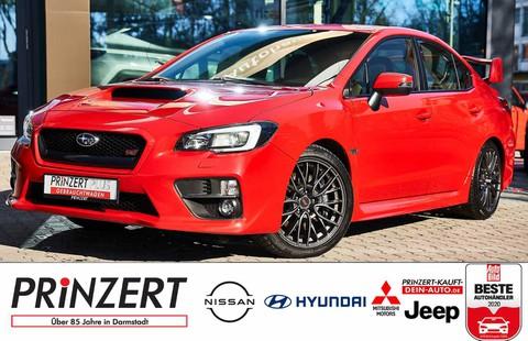 Subaru WRX STI Sport 8-Fach bereift