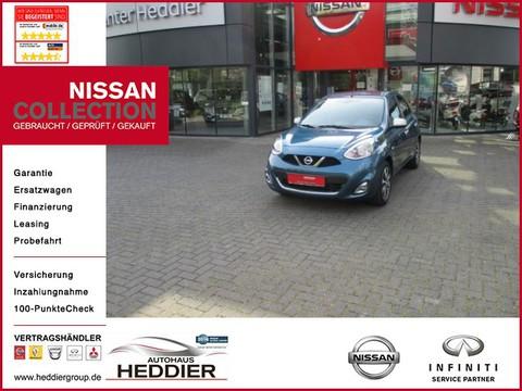 "Nissan Micra 1.2 N-Tec "" """