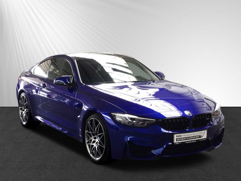 BMW M4 Coupe Competition H&K