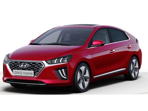 Hyundai IONIQ FL Style-Paket